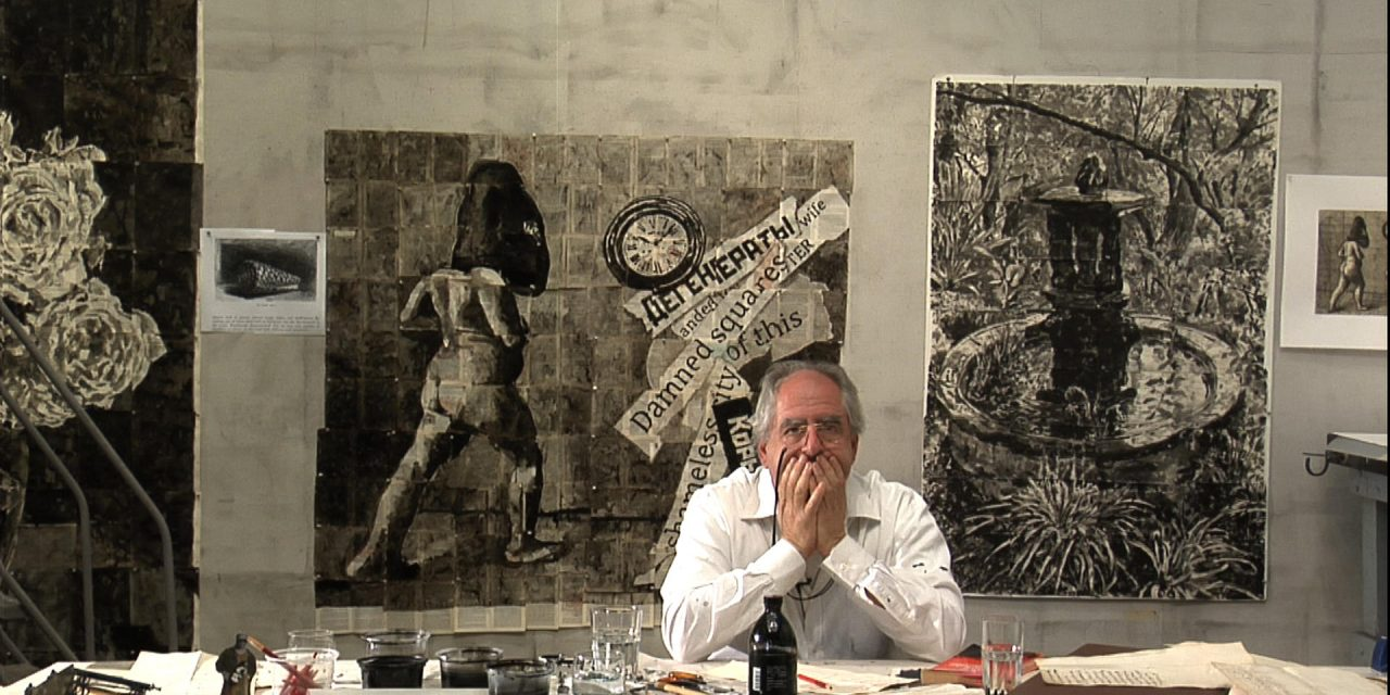 El polifacético creador William Kentridge, Premio Princesa de Asturias de las Artes 2017